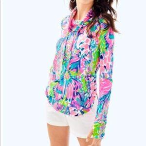 NWT Fletcher pullover - Multi Gumbo Print
